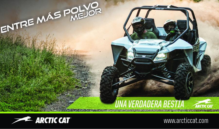 Arctic Cat Mexico Contacto
