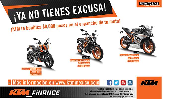 Motos Ktm Mexico