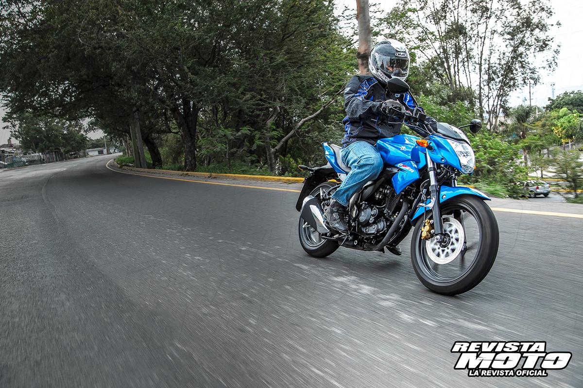 Suzuki Gixxer 150 2015: Con toda confianza – Revista Moto