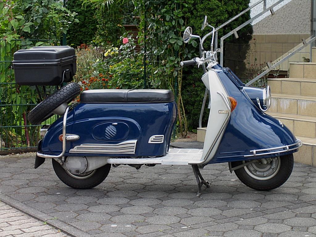 la era dorada del scooter revista moto. Black Bedroom Furniture Sets. Home Design Ideas
