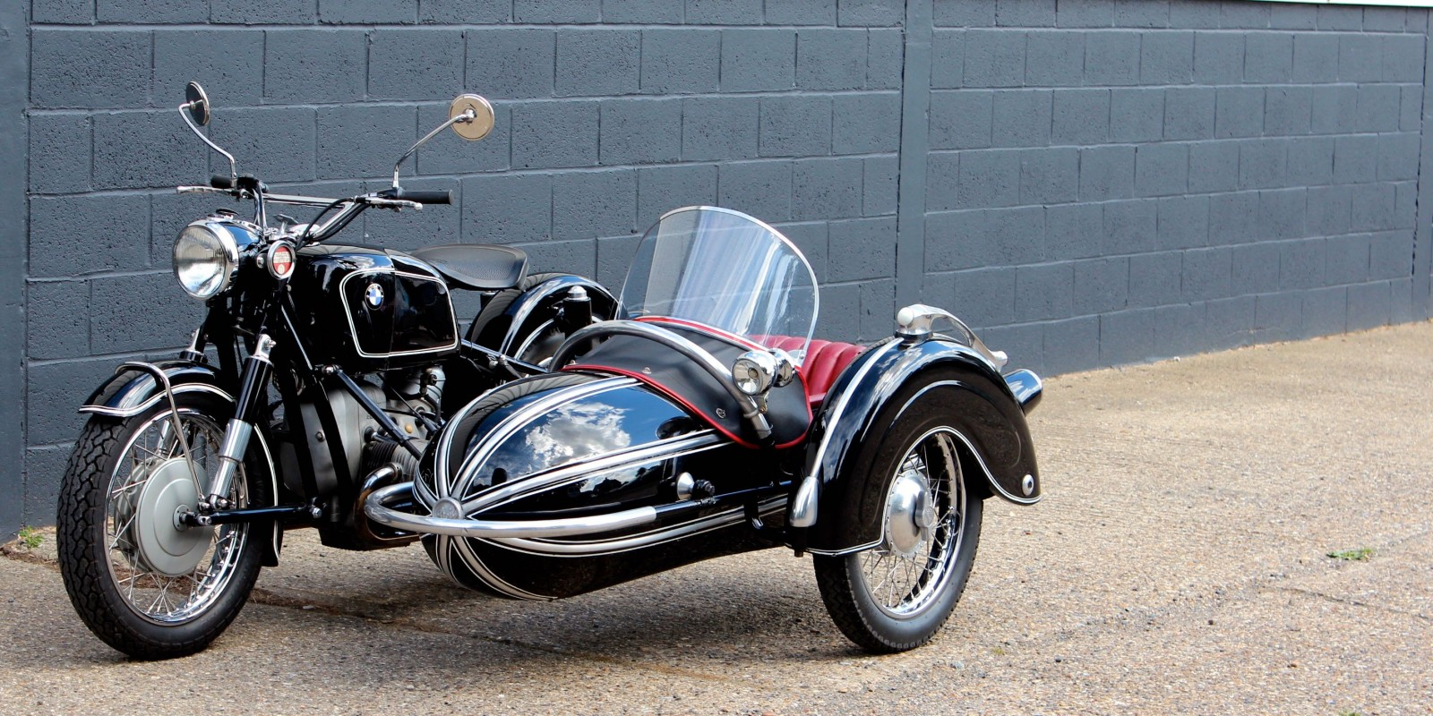 Bmw Motorcycle And Sidecar For Sale Uk