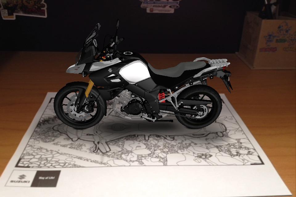 Suzuki Aumentada