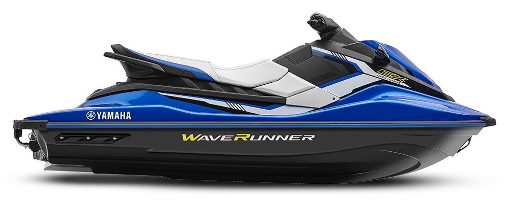 Resultado de imagen para moto de agua yamaha x deluxe azul y gris 2017