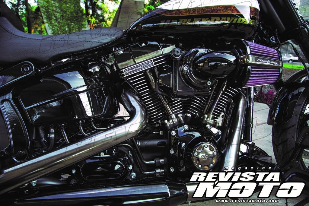 Harley-Davdison CVO PRO STREET BREAKOUT 2016 (9)