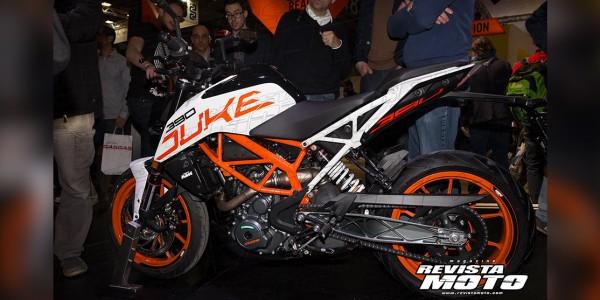 KTM 390 Duke: Menos es más