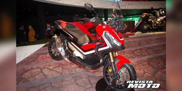 Honda X-ADV: Preparada para la aventura