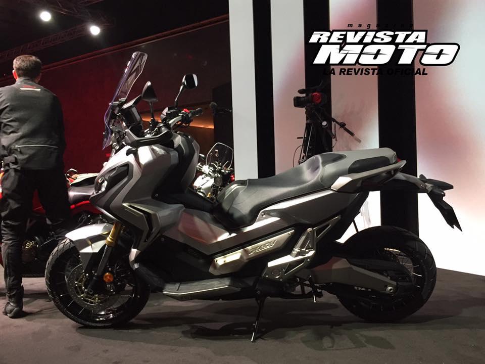 Axdv on Primera Moto Honda