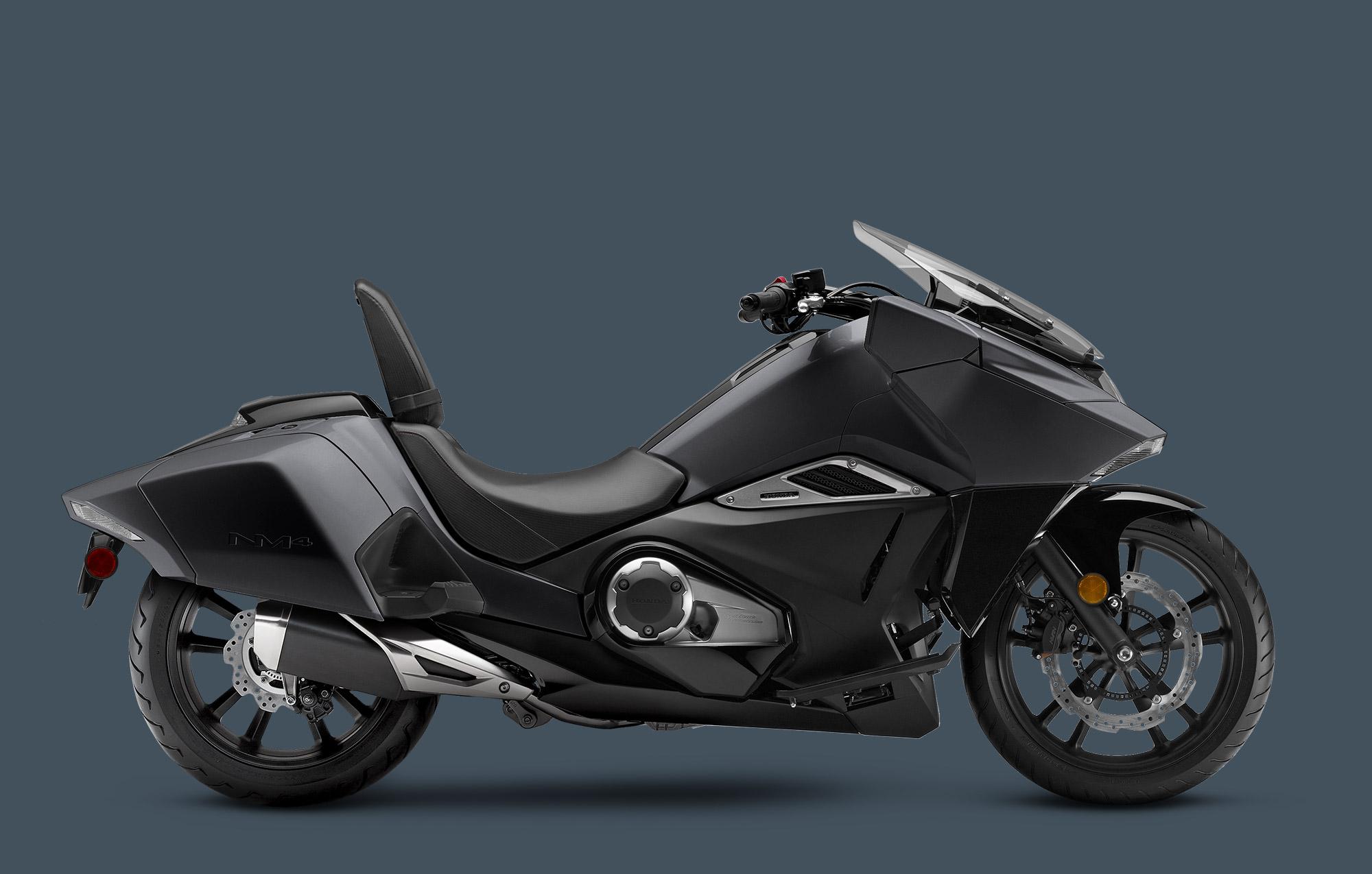 honda nms  de custom  touring revista moto