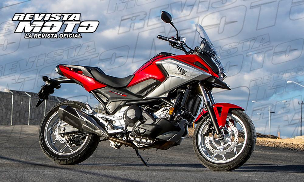 Honda Nc750x Dará De Qué Hablar Revista Moto