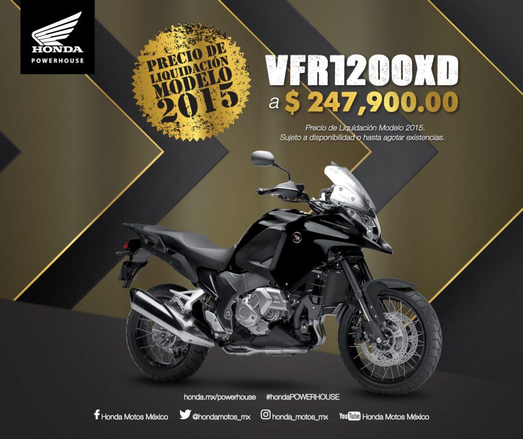 VFR1200XD
