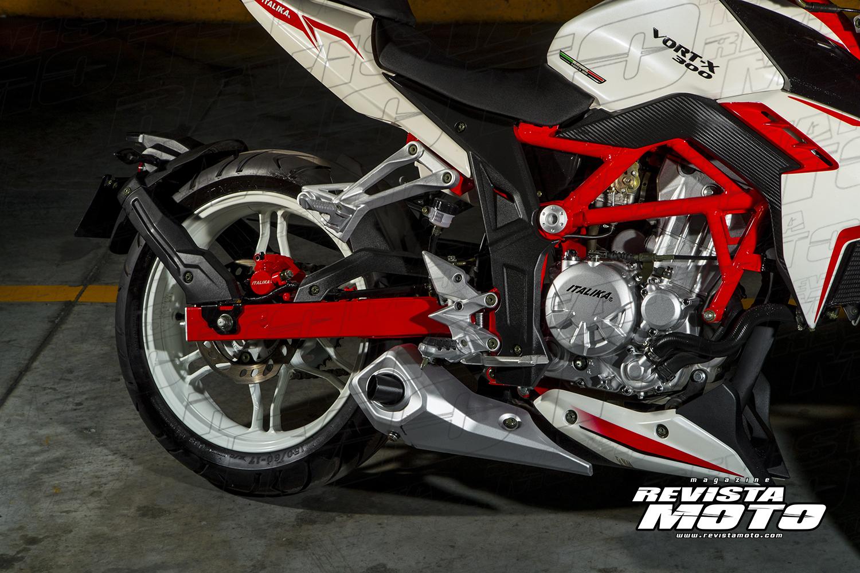 Italika Vort-X 300: Va por todo – Revista Moto