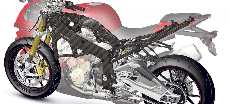 Moderno Marco De Moto Cresta - Ideas de Arte Enmarcado - silvrlight.info