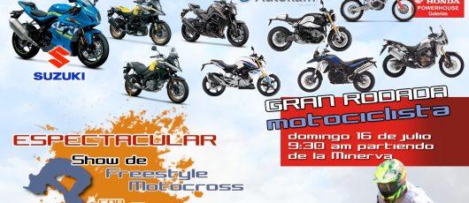 ¡La gran fiesta del motocross ya está aquí, no te lo puedes perder!