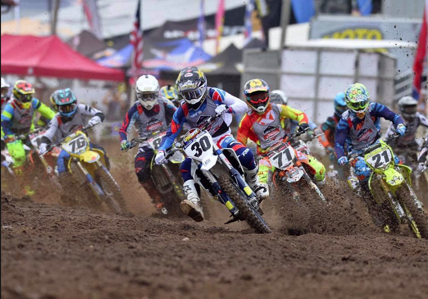 Carreras de motocross amateur en missouri