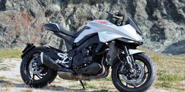 Suzuki Katana 3.0 un Concept creado especialmente para el Salón de Milán