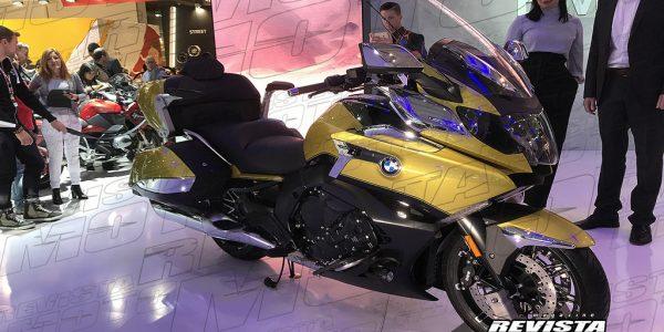La BMW K 1600 Grand America lista para México