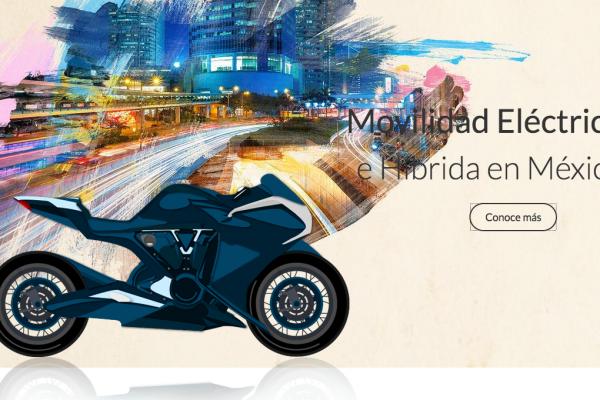 La movilidad eléctrica e híbrida llegará a México en octubre