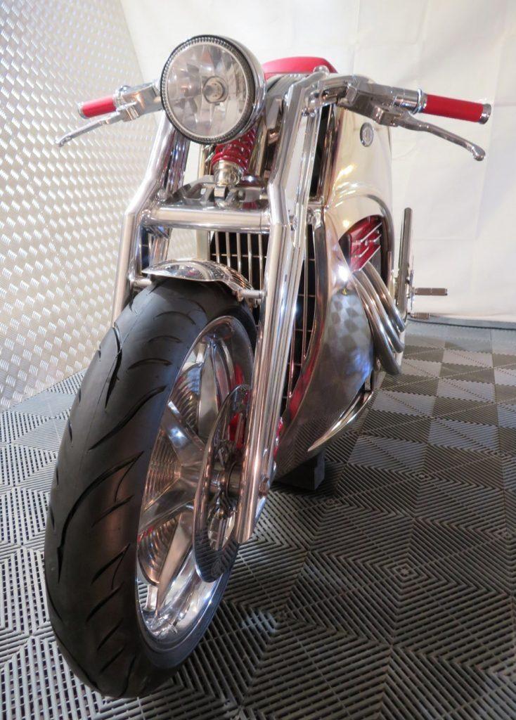 Tras 80 años sin exhibir un producto, Levis Motorcycles presentará ...