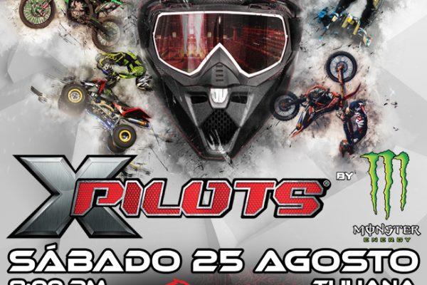 ¡Prepárate para disfrutar del X-pilots en Tijuana!