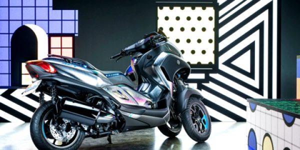 Yamaha 3CT, una concept que alcanza al futuro