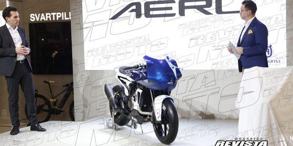 Vitpilen 701 AERO, la visión del futuro de Husqvarna