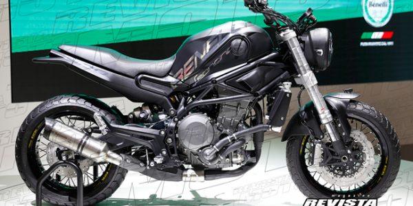 Leoncino 800 Concept: la naked que regresa a Benelli a las medias-altas cilindradas