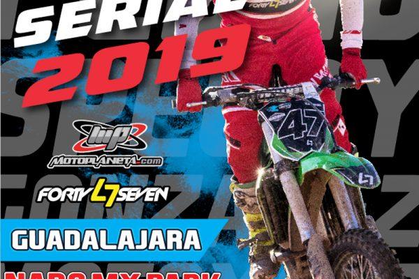 Jalisco recibirá la 1ª fecha del Campeonato Pedro 'Speedy' González Moto X Cup