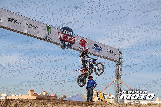 Nacional de Motocross en Culiacàn