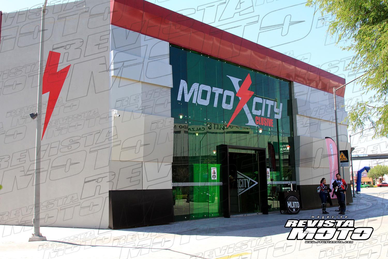 Inauguración MotoCity Xclusive León
