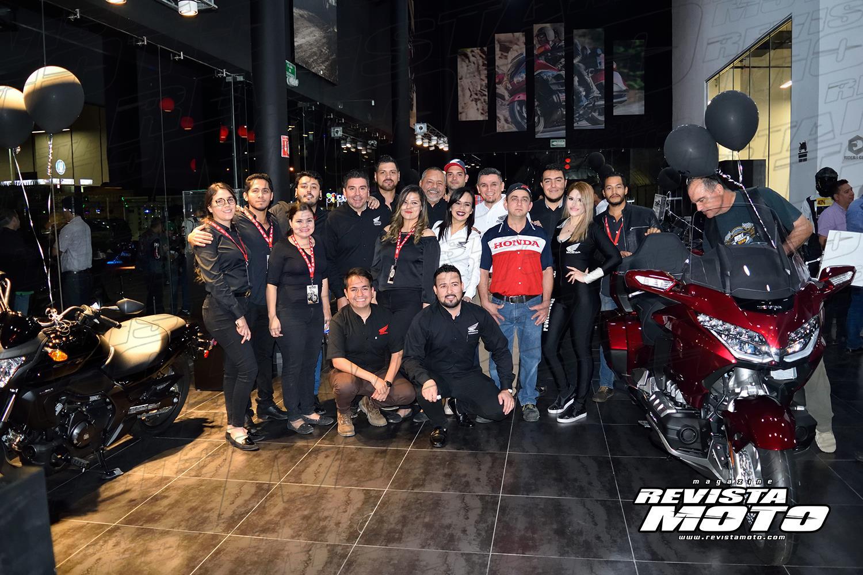 2º Aniversario Honda Powerhouse Palmares