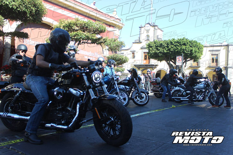 Cuarto Rally Estampida Harley-Davidson
