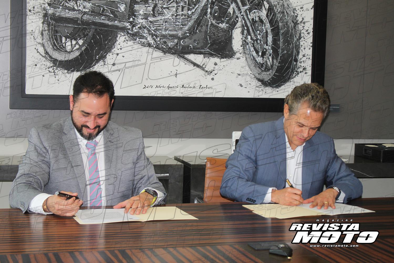 Presentación team Moto3 México