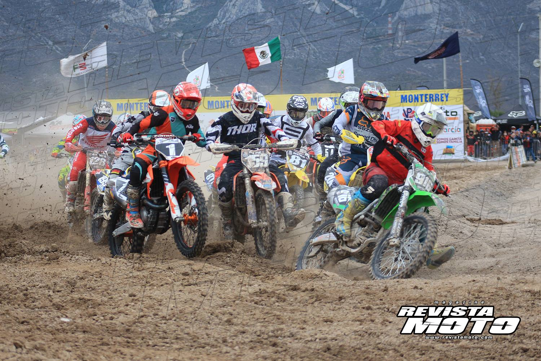 Campeonato Nacional de Motocross MONTERREY