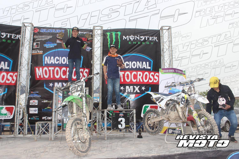 Campeonato Nacional de Motocross 3er Fecha MONTERREY