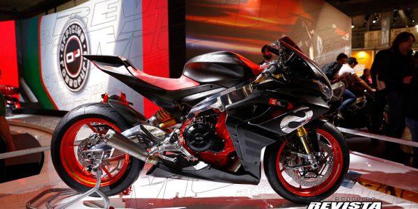 RS 660, la moto deportiva que Aprilia lanzará a producción en 2020