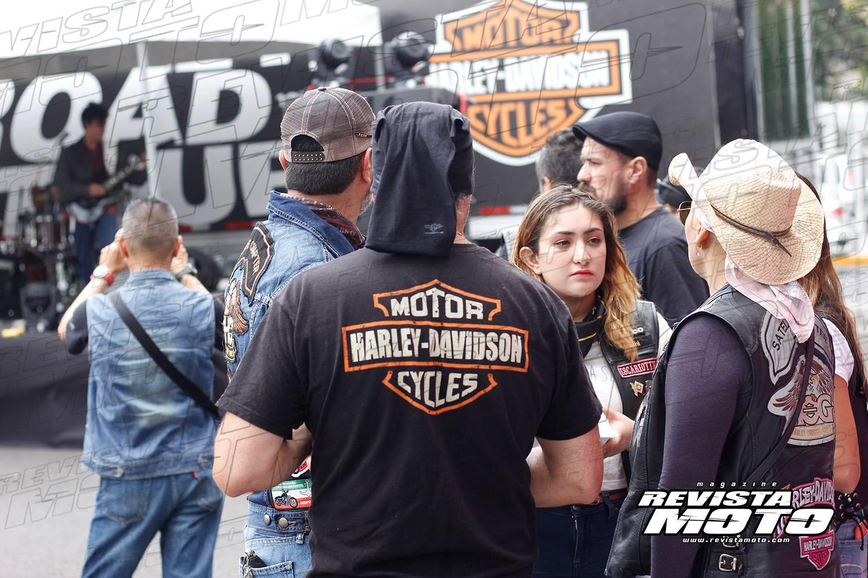 Harley Road Tour CDMX