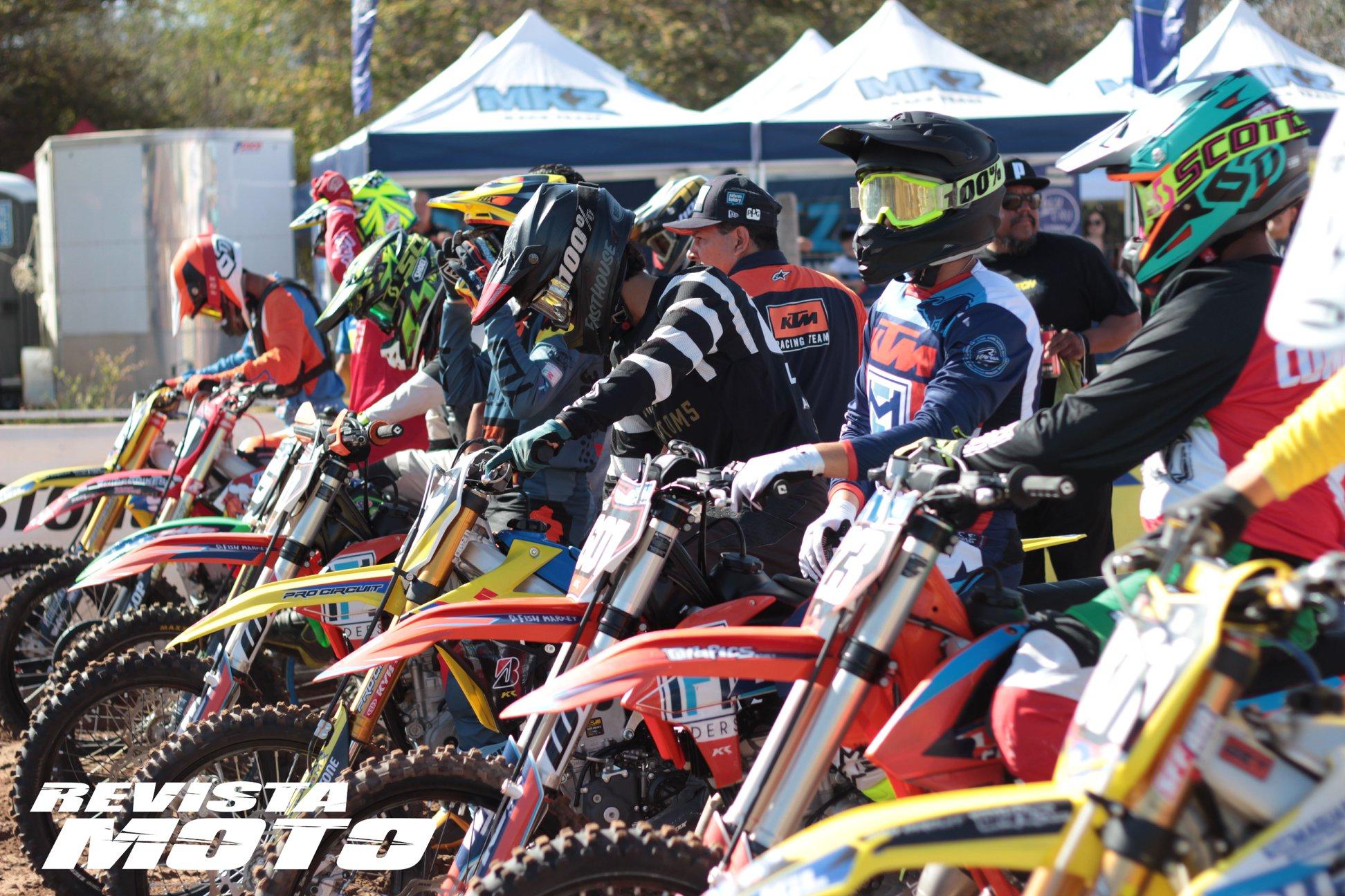 4a Fecha Campeonato Nacional de Motocross Mazatlán, Sinaloa