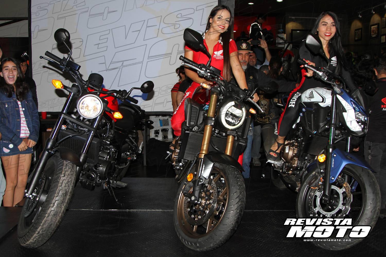 Lanzamiento Honda CB650, CB500 y Rebel 500