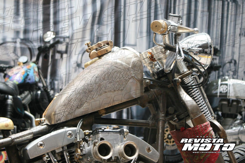73 Vintage Moto Art - CDMX