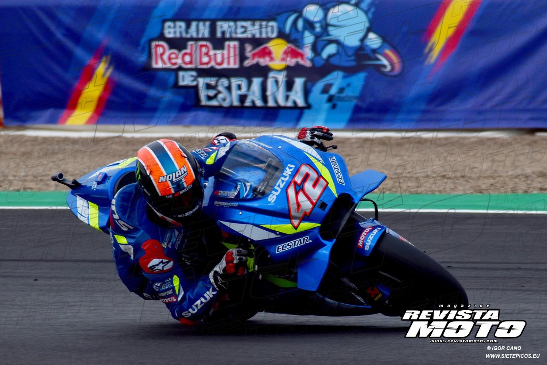 MotoGP Jerez, España