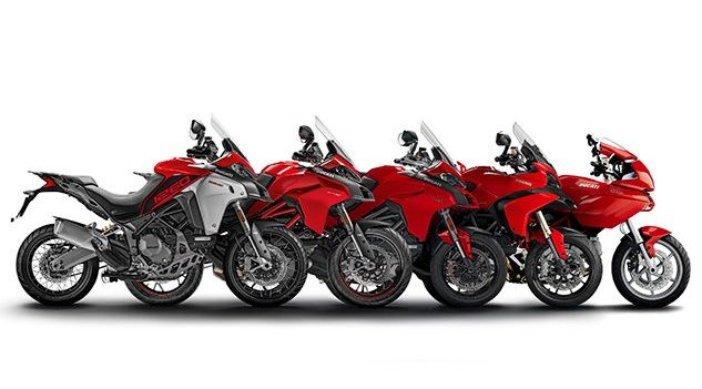 Multistrada family