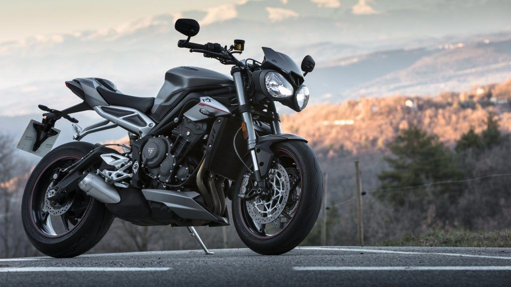 New 2019 TRIUMPH STREET TRIPLE RS Motorcycle in Denver