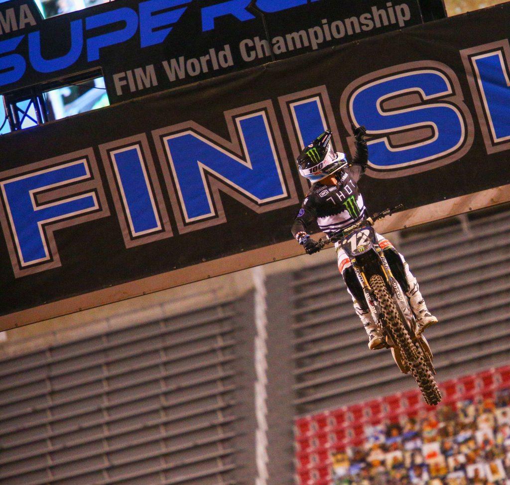 Salt Lake City 2 es para Cooper Webb en AMA Supercross – Revista Moto