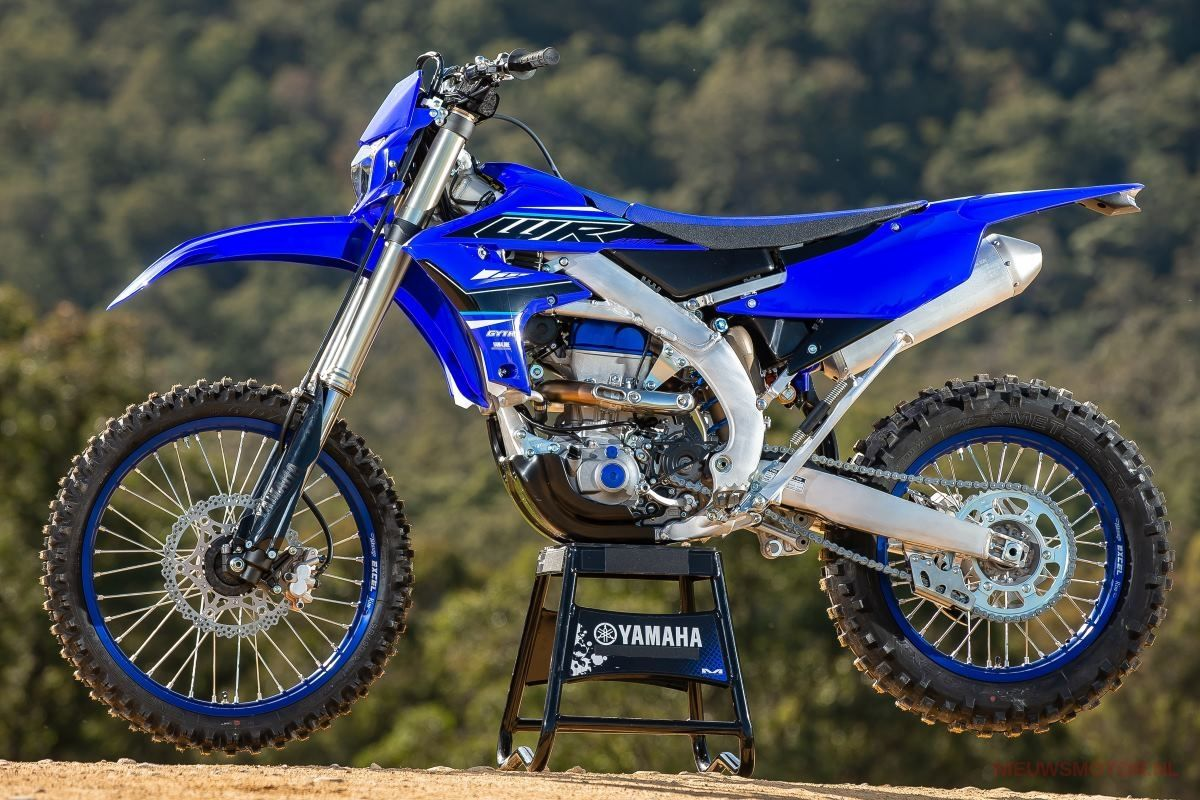 Motos Yamaha WR 450F (2020) - Tienda Puntomoto