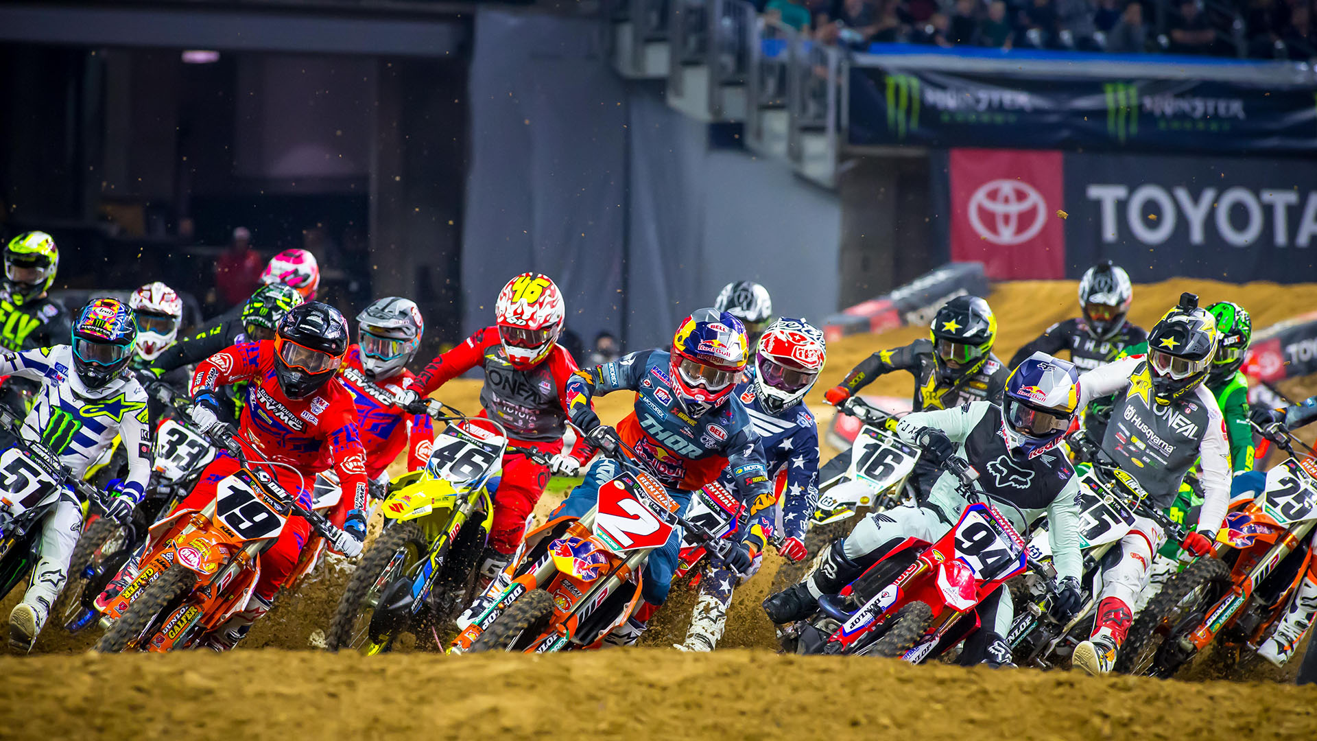 AMA Supercross anuncia su calendario para 2021 – Revista Moto