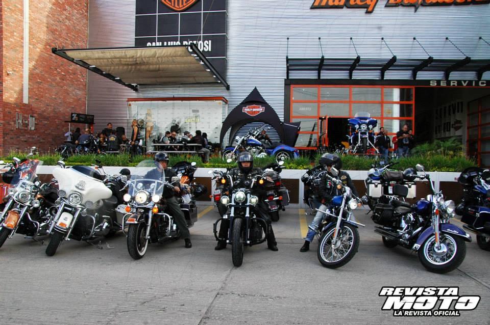 Rally Harley Davidson SLP