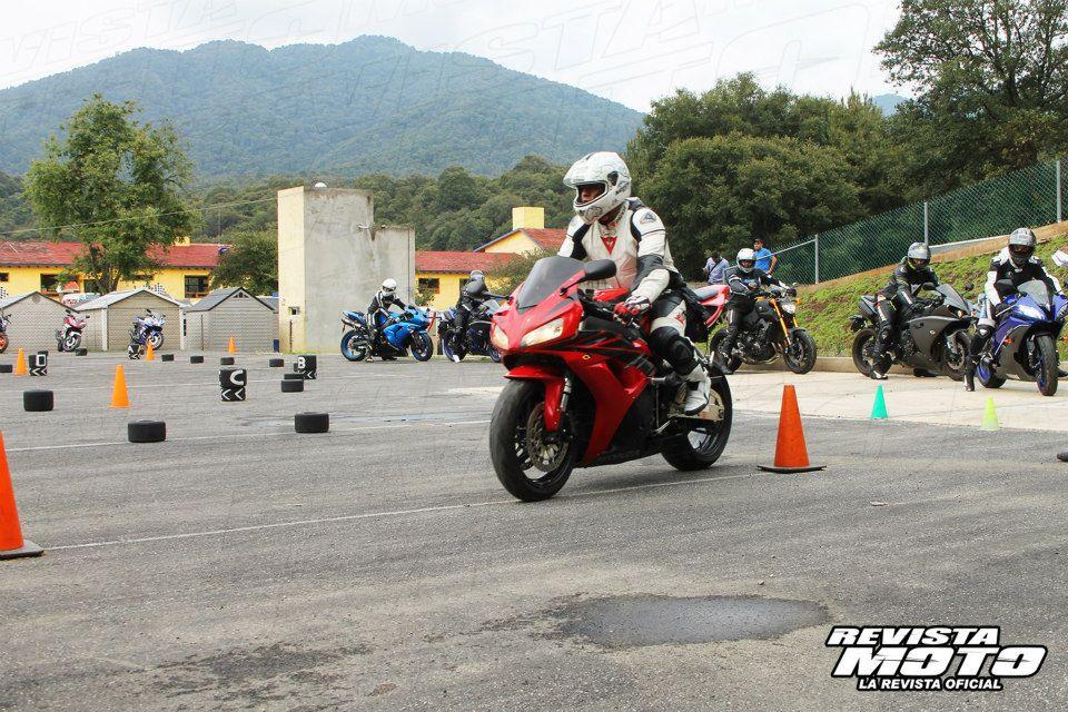 Track Day Yamaha Sierra Esmeralda