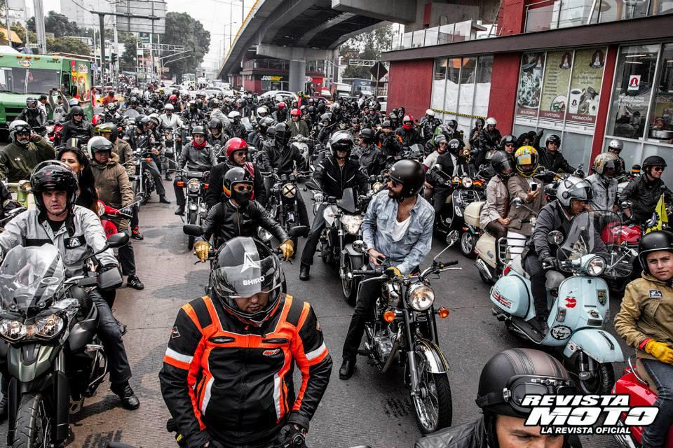 The Mods & Rockers Ride de Triumph Motorcycles México