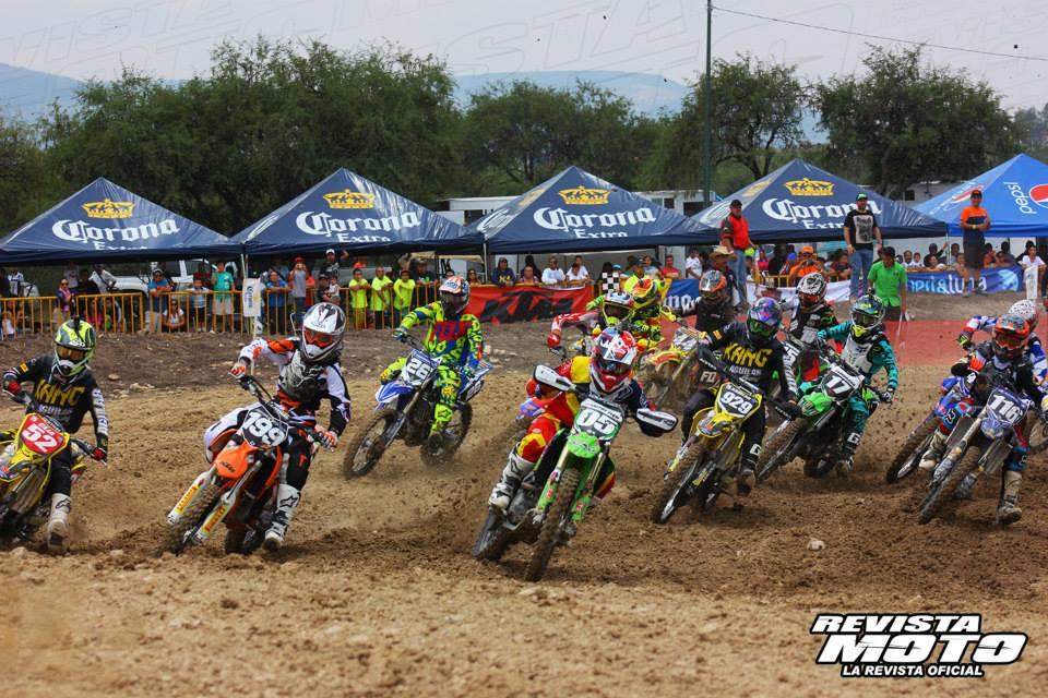 5ª etapa del Campeonato Nacional de Motocross (León, Guanajuato)