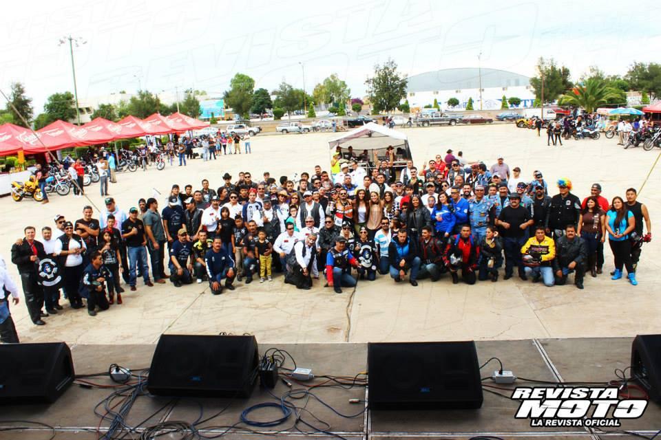 14º Aniv. Motoclub Águilas del Desierto Fresnillo